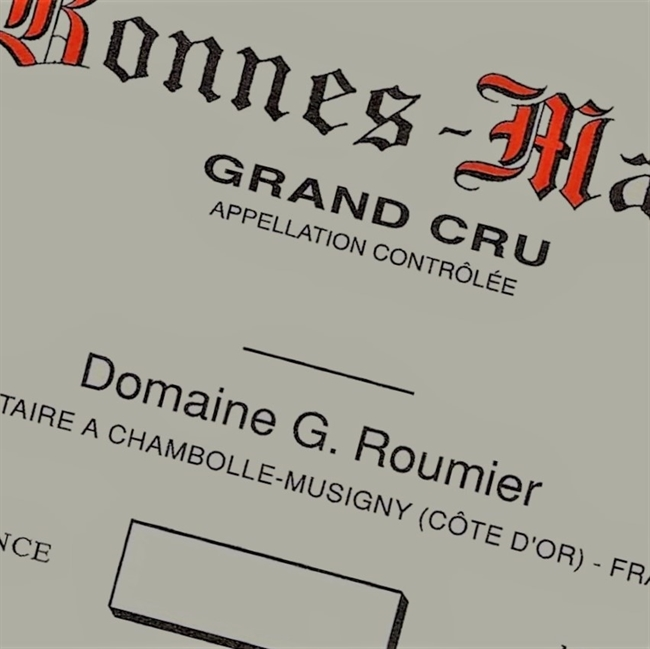Domaine George Roumier